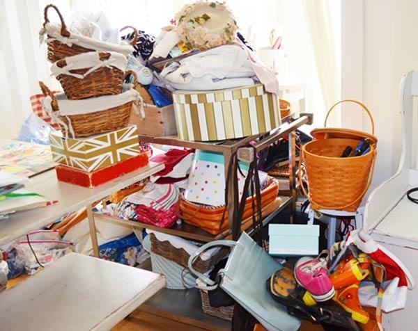 Thanh lý những đồ dùng không cần thiết