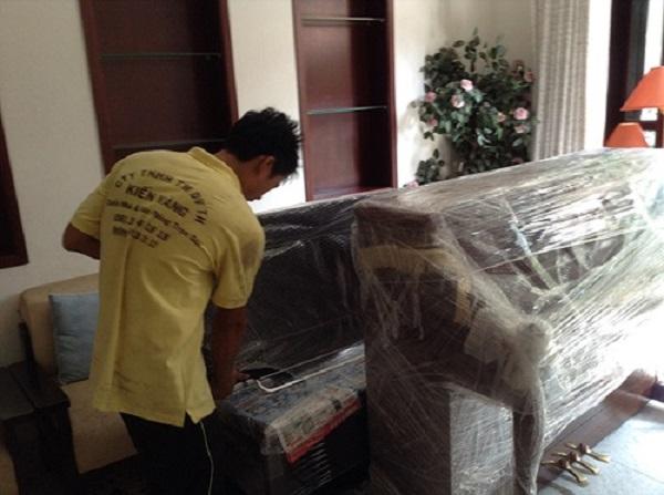Dịch vụ chuyển nhà trọn gói quận 3 chuyên nghiệp của Kiến Vàng
