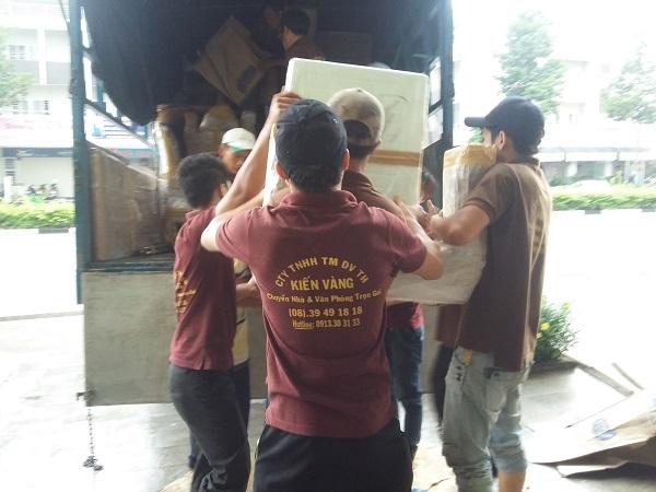 cam kết về dịch vụ chuyển nhà trọn gói quận 5