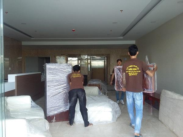 Dịch vụ chuyển nhà trọn gói quận 7 mang lại sự tiện lợi cho các gia chủ bận rộn