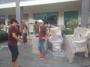 Dịch vụ chuyển nhà trọn gói quận Bình Thạnh