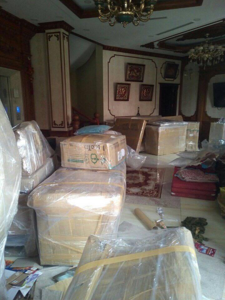 dịch vụ chuyển nhà trọn gói quận 11