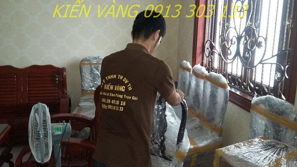 Quy trình chuyển nhà trọn gói ở Biên Hòa của công ty Kiến Vàng