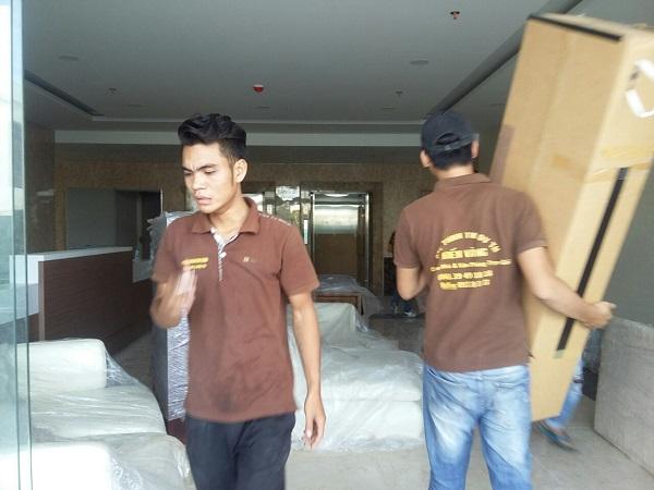 dịch vụ chuyển nhà trọn gói Biên Hòa của Kiến Vàng