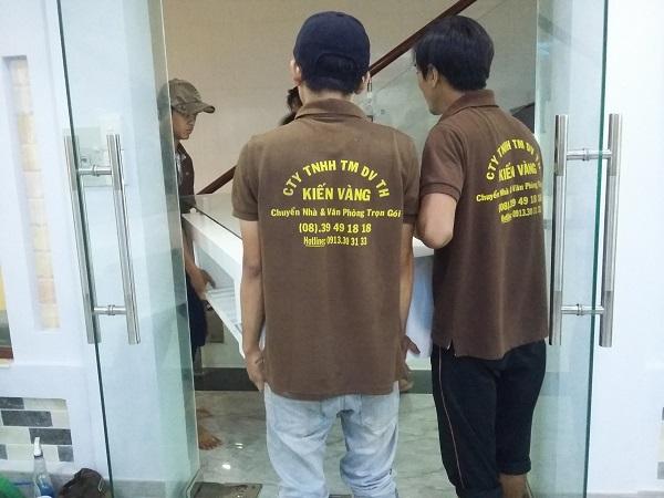 dịch vụ chuyển nhà trọn gói Nhà Bè của Kiến Vàng