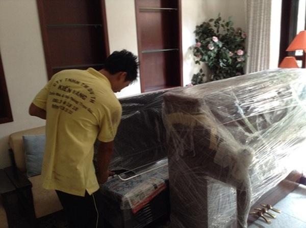 Cam kết về dịch vụ chuyển nhà trọn gói quận 11