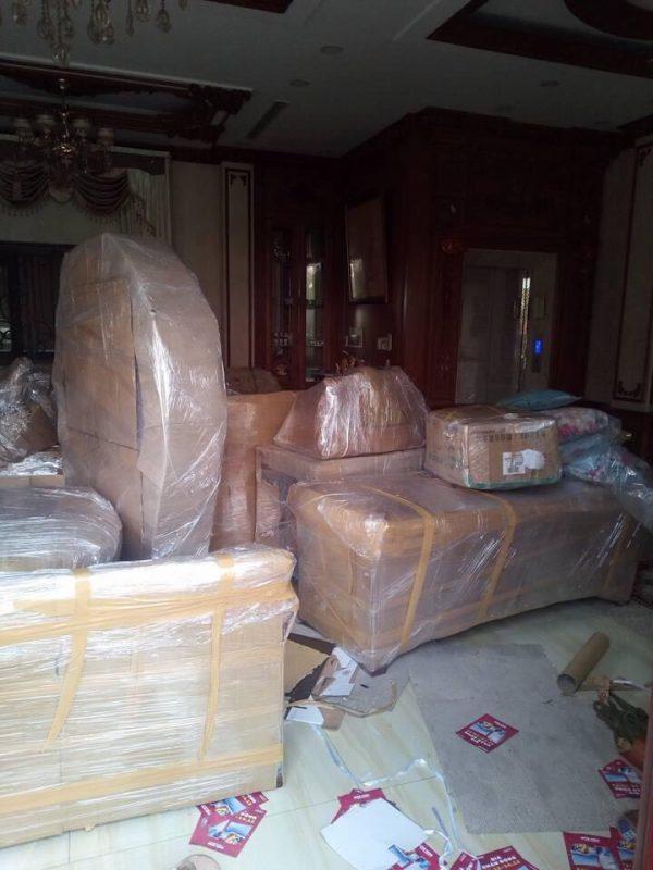 Kiến Vàng cung cấp dịch vụ chuyển nhà trọn gói tại quận Bình Tân