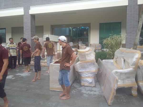 Kiến Vàng chuyên cung cấp dịch vụ chuyển nhà trọn gói quận Bình Thạnh chất lượng chuyên nghiệp