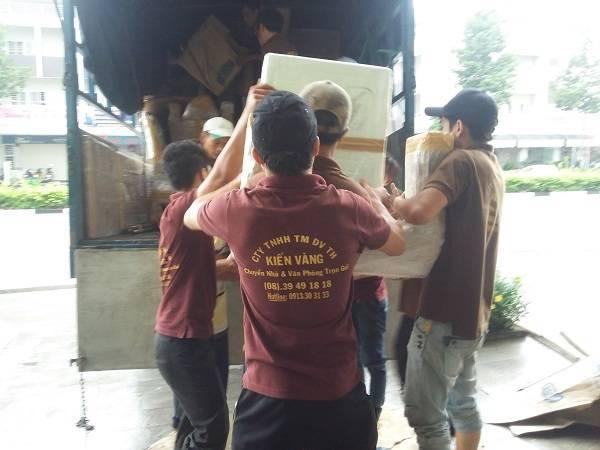 Dịch vụ chuyển nhà trọn gói quận Thủ Đức của Công ty Kiến Vàng vừa nhanh chóng vừa tiết kiệm chi phí