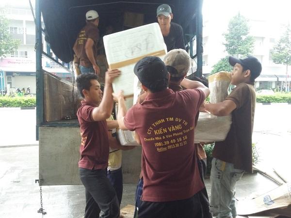 dịch vụ chuyển nhà trọn gói Sài Gòn đi Đà Nẵng an toàn