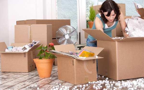 Những lưu ý khi đóng gói đồ đạc khi chuyển nhà