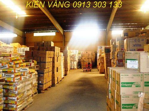 Nhu cầu sử dụng dịch vụ chuyển kho xưởng ngày càng cao
