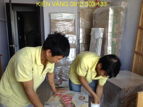 Chọn dịch vụ chuyển nhà tại Kiến Vàng – chọn uy tín, chất lượng