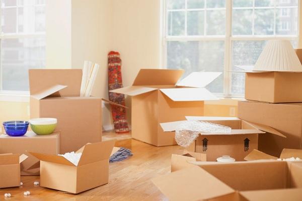Nên lựa chọn thùng carton cứng cáp để đảm bảo quá trình vận chuyển đồ đạc