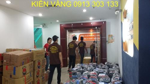 Dịch vụ vận chuyển văn phòng trọn gói giúp tiết kiệm thời gian tối đa