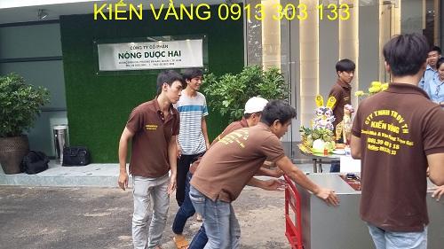Kiến Vàng đơn vị vận chuyển văn phòng trọn gói uy tín