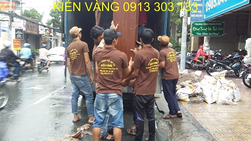 Dịch vụ vận chuyển văn phòng trọn gói