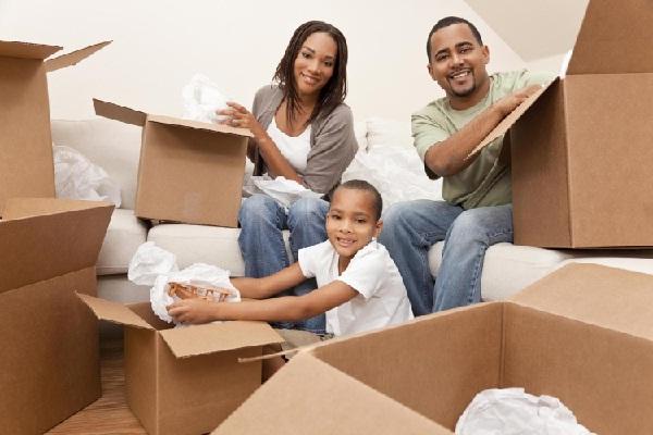Tự chuyển nhà là hình thức chủ động về thời gian