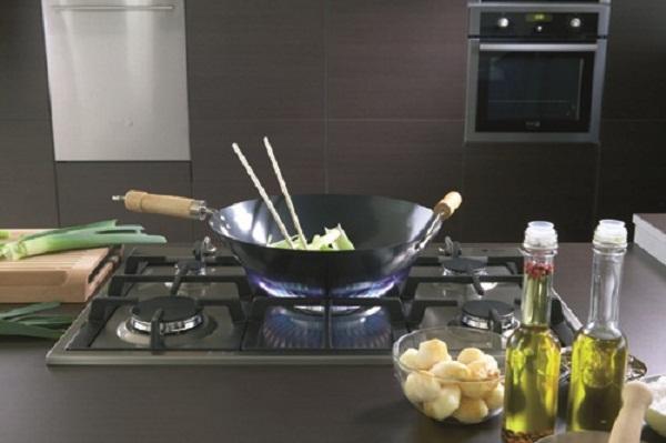Bếp nấu mang ý nghĩa vượng khí, hơi nóng của bếp xua đuổi khí lạnh trong nhà