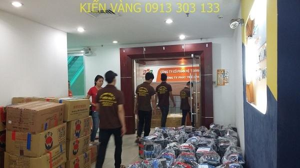 Chọn dịch vụ chuyển văn phòng uy tín