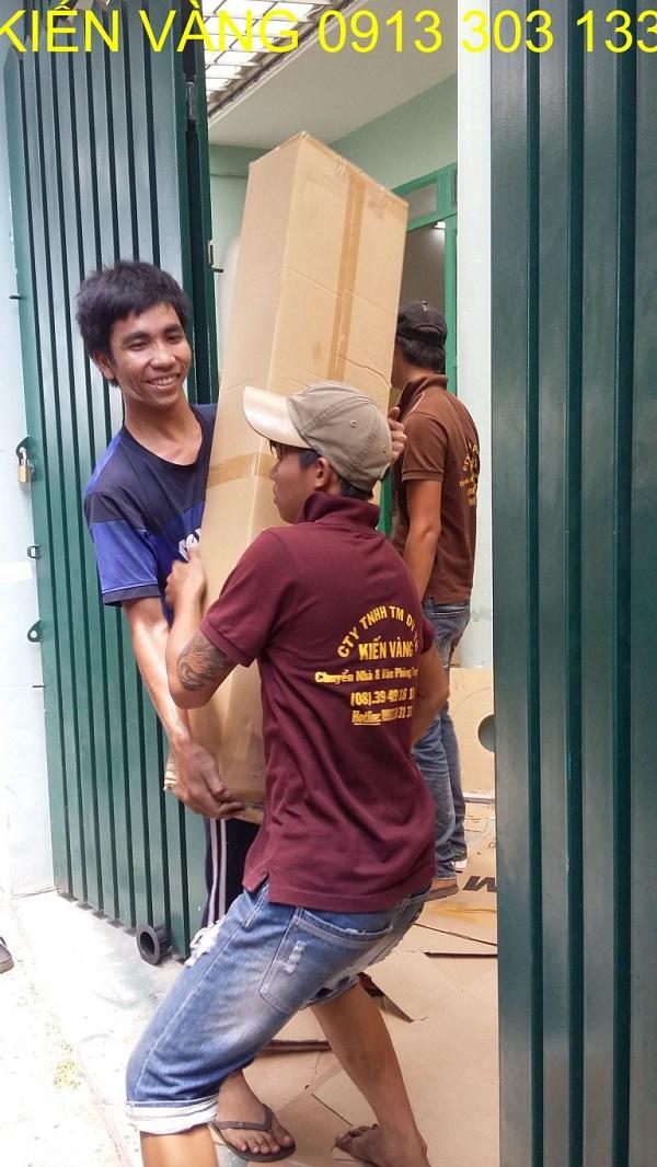 Kiến Vàng – một công ty chuyên vận chuyển nhà, văn phòng trọn gói