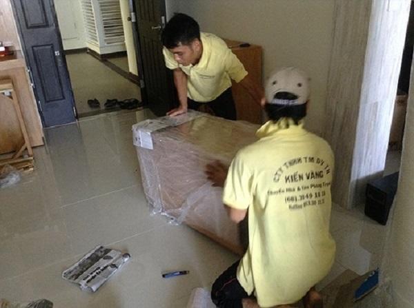 Dịch vụ chuyển nhà trọn gói quận 1 được thực hiện linh động tùy vào địa điểm