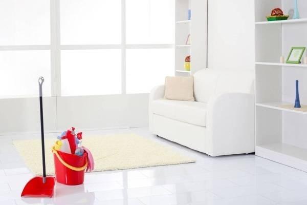 Bí quyết để việc dọn nhà trở nên đơn giản hơn