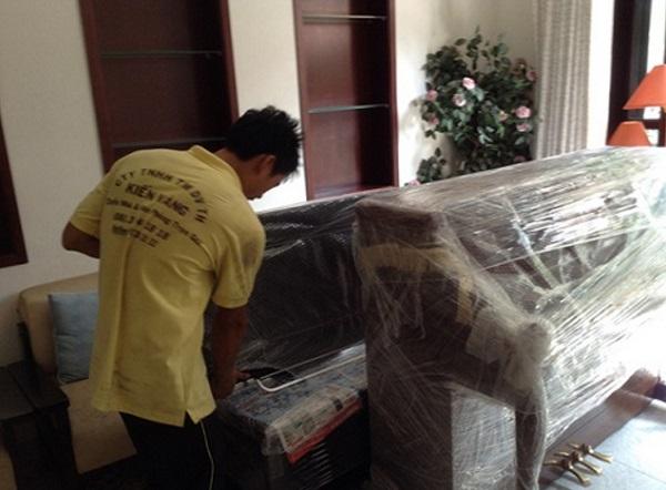 Kiến Vàng - Nhà cung cấp dịch vụ chuyển nhà giá rẻ uy tín ở TPHCM