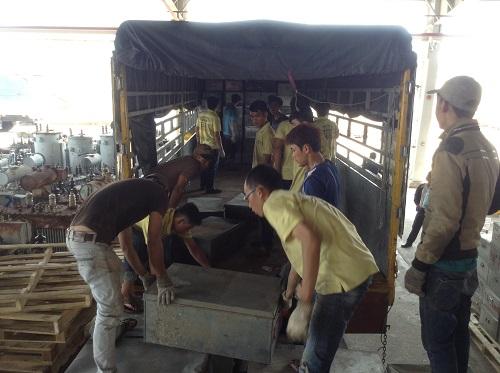 dịch vụ chuyển kho xưởng chuyên nghiệp mang đến nhiều tiện ích