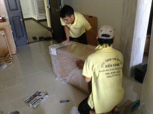 dịch vụ chuyển nhà trọn gói TPHCM tận tình, chuyên nghiệp
