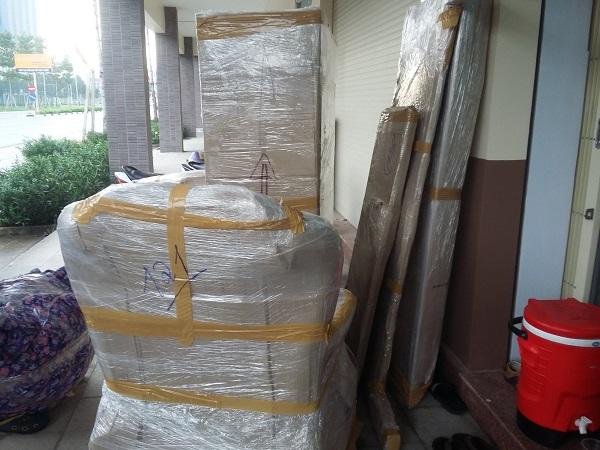 quy trình thực hiện dịch vụ chuyển nhà trọn gói TPHCM