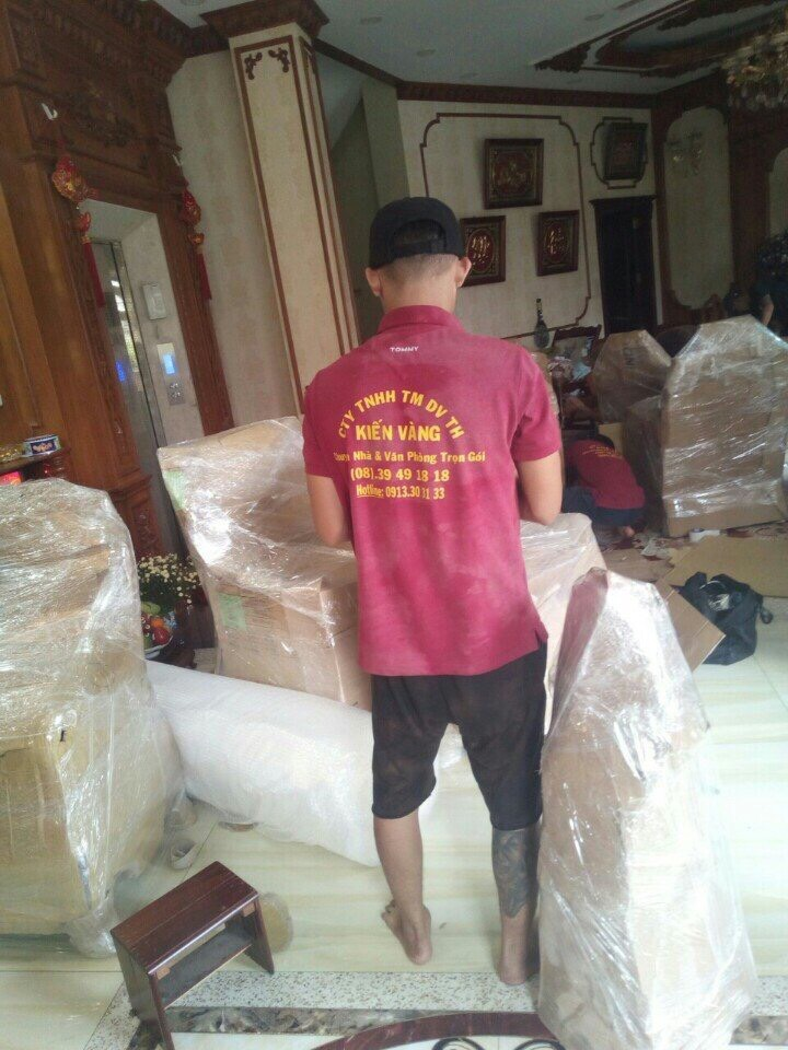 Dịch vụ chuyển nhà Sài Gòn Đà Nẵng