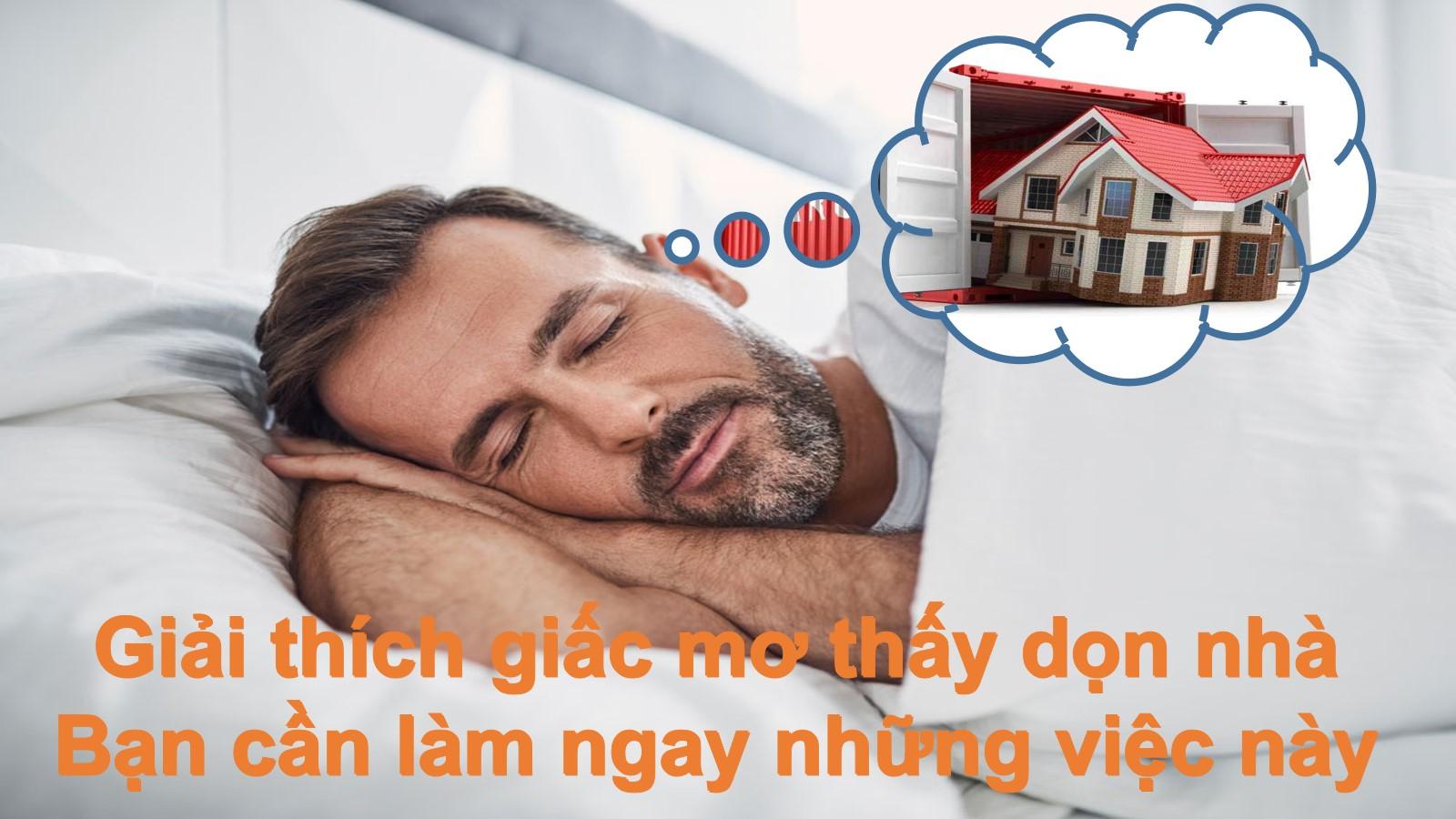 Bạn cần làm gì khi nằm mơ chuyển nhà?