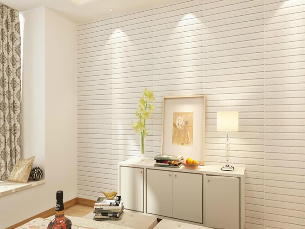 Giấy dán tường giúp bạn tiết kiệm chi phí thay vì sử dụng sơn